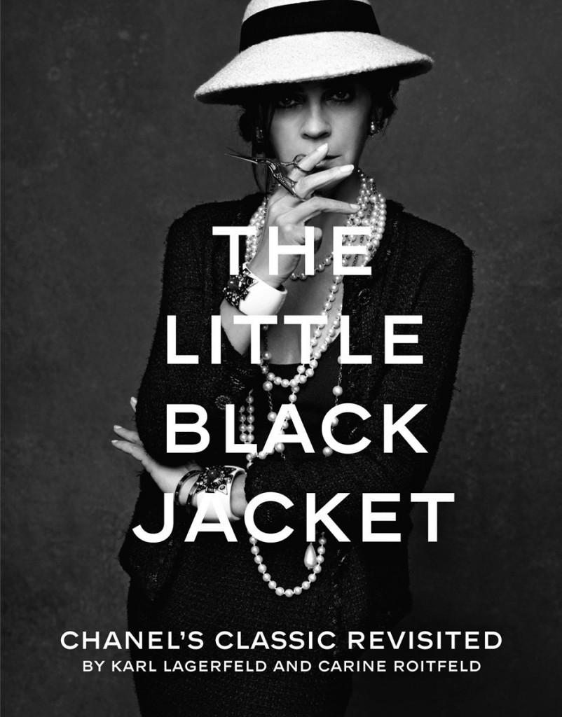 Carine Roitfeld The Little Black Jacket