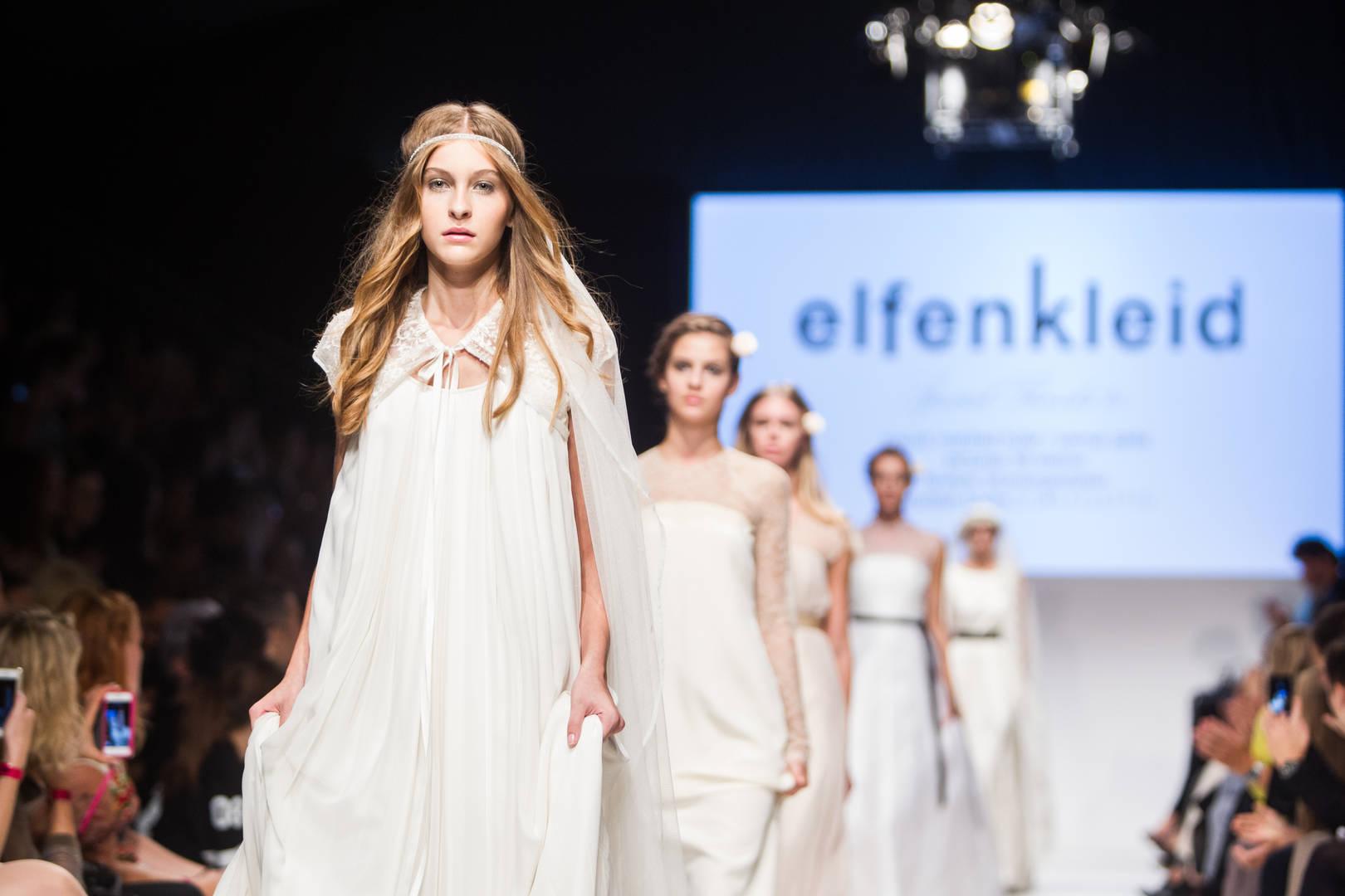 Vienna Fashion Week 2014, Elfenkleid