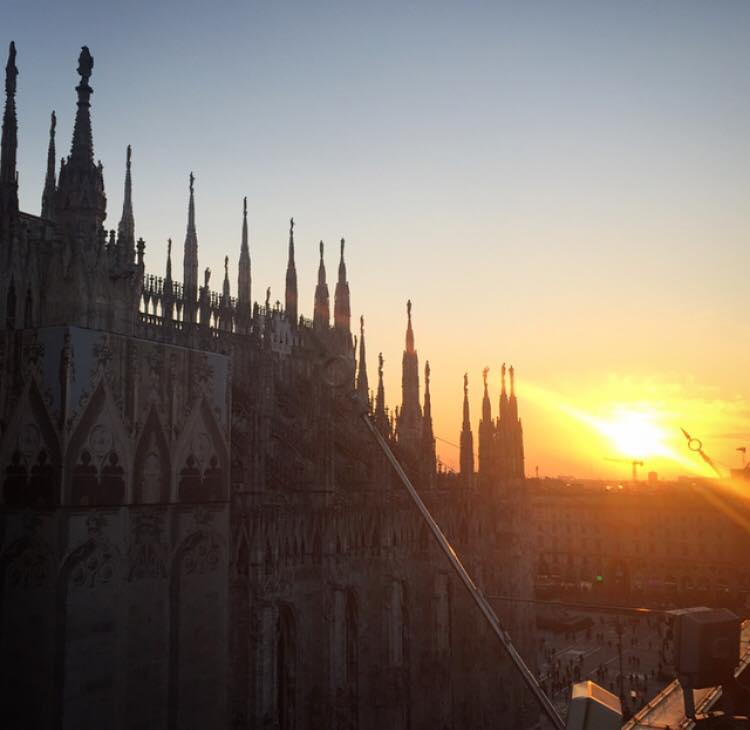 Places to visit in milan des jen for Milan sites to see