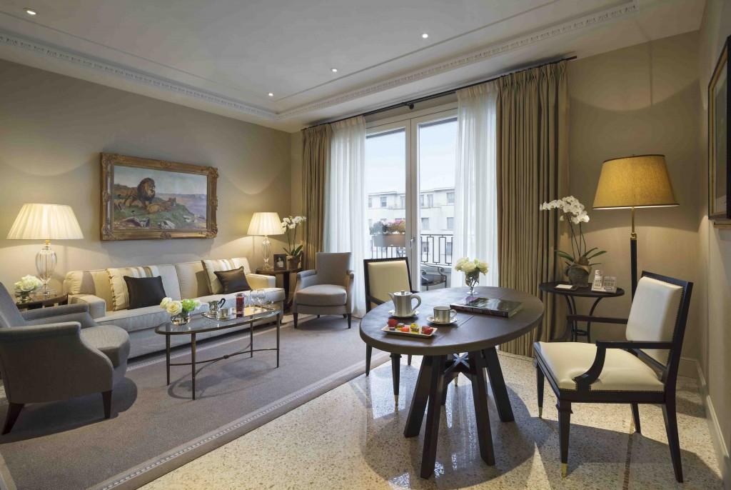 Prestige Suite Living Room
