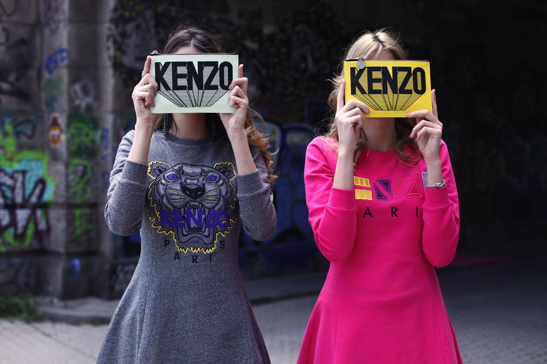 KENZO DRESS - DES   JEN e14ee9883e8e