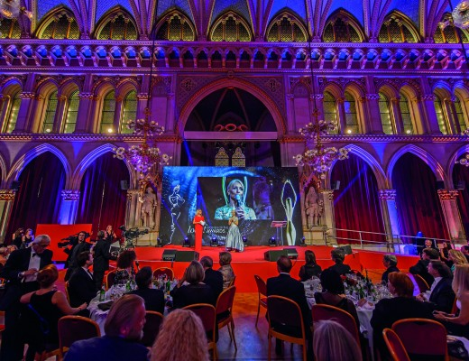 LOOK! Woman of the Year-Awards 2015, Rathaus, Wien, 17.11.2015,