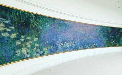 MUSÉE DE L'ORANGERIE, Jardin Tuileries, 75001 Paris, France