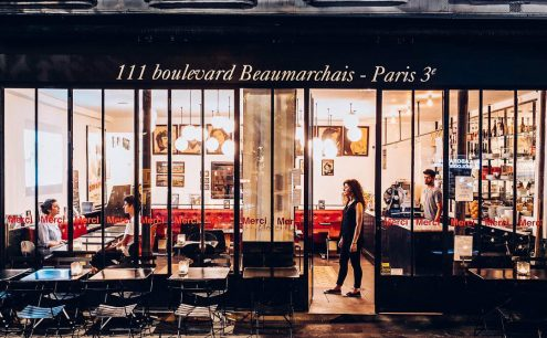 Merci, 111 Boulevard Beaumarchais, 75003 Paris, France