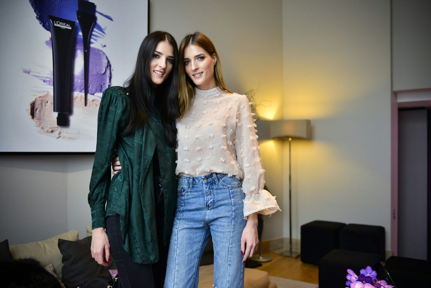 Influencer Day with L'Oréal Professionnel - Des & Jen | Fashion & Lifestyle Blog