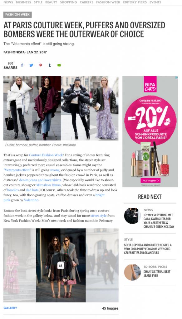 Des Jen Paris Streetstyle Fashionista