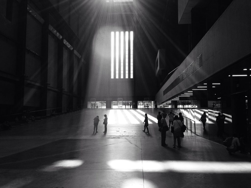 Des_jen_Tate_modern_London_baby