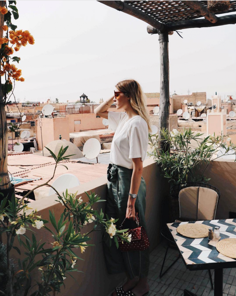 Des Jen La Mamounia Nomad Marrakech