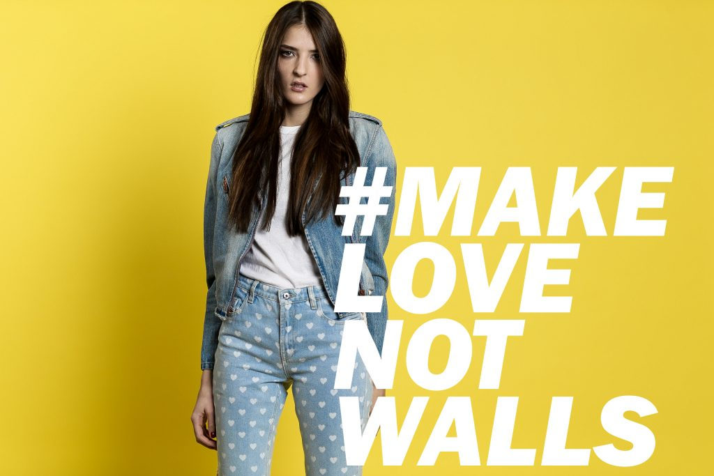 Diesel Black Gold - Make Love not Walls