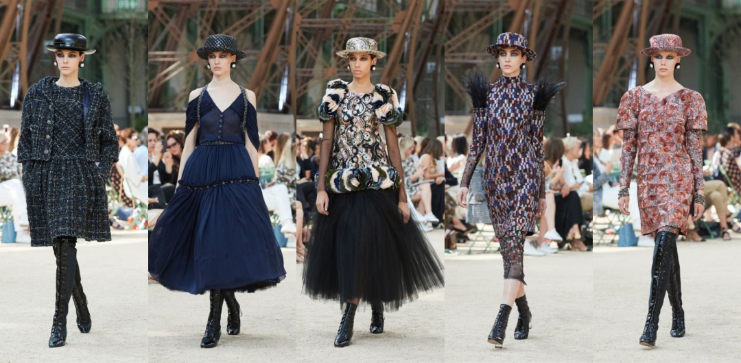 Best of Haute Couture Week Des & Jen Chanel