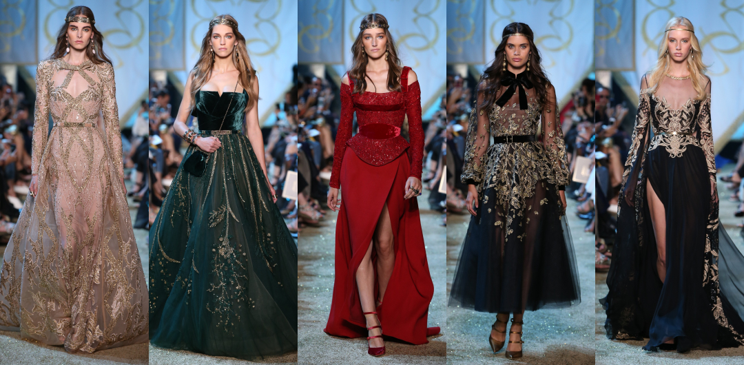 Best of Haute Couture Week Des & Jen Elie Saab