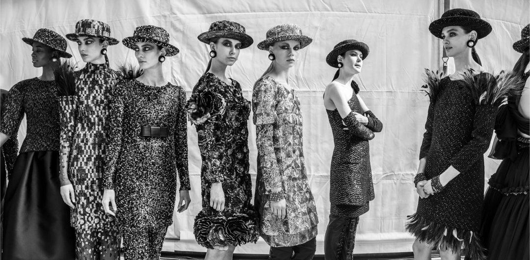 Best of Haute Couture Week Des & Jen Chanel Backstage