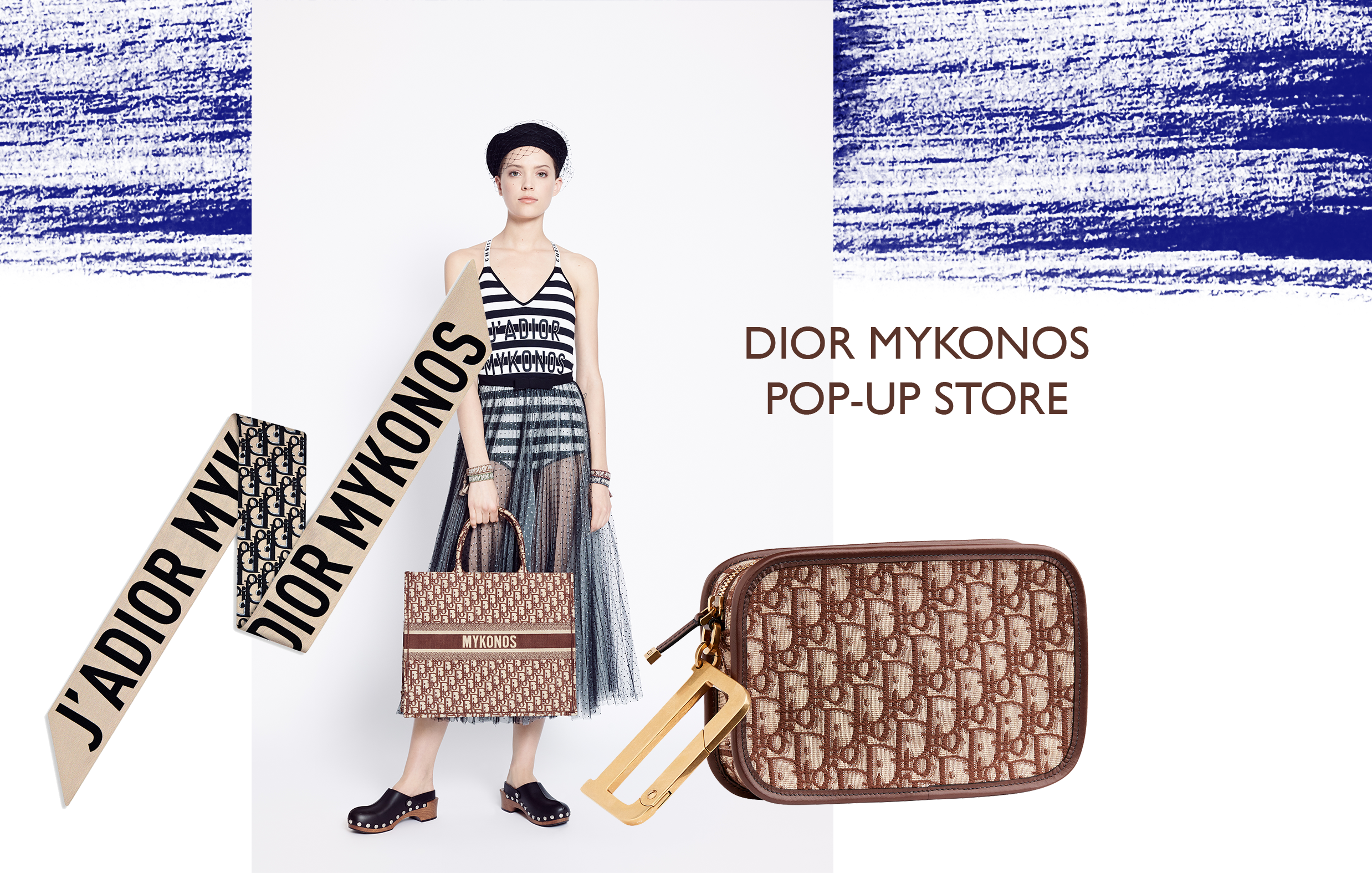 0d35197ab Dior Pop-Up Store - Mykonos - DES & JEN