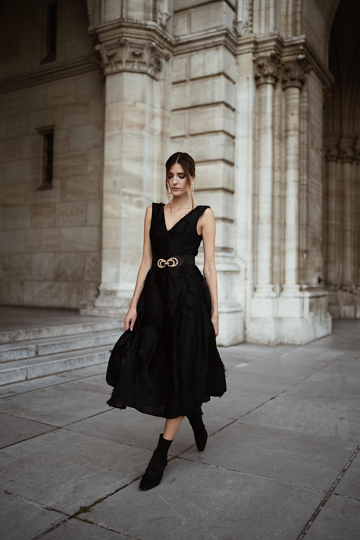 H M Conscious Collection Dress